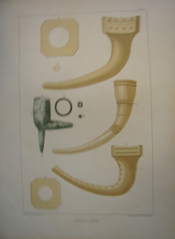 Antique Pipes, Plate 8