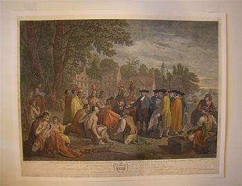 William Penn's Treaty with the Indians,