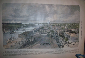 View of Savannah, Ga.,