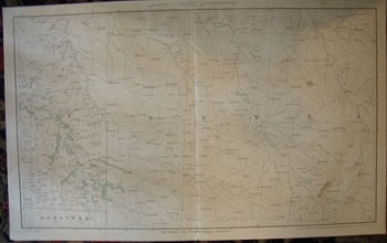 General Topographical Map, Plate CLVIII