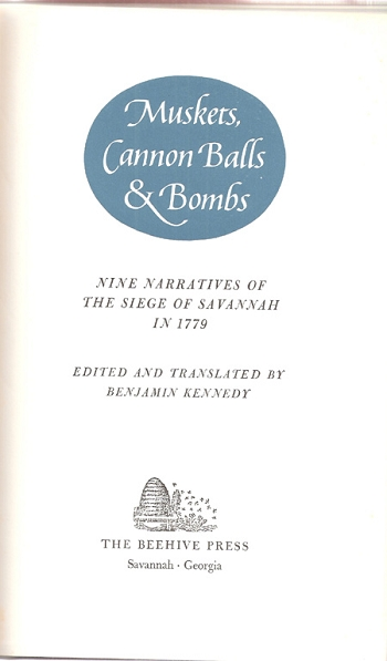 Muskets, Cannon Ball & Bombs