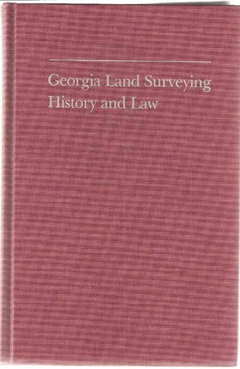 Georgia Land Surveying History and Law