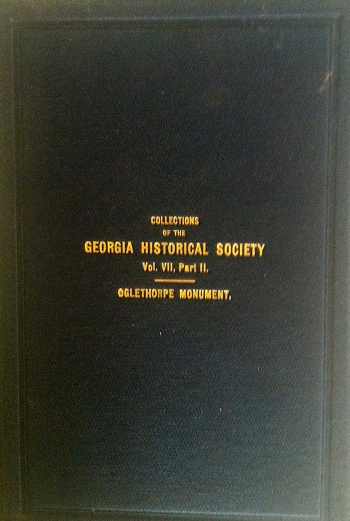 Collections of the Georgia Historical Society