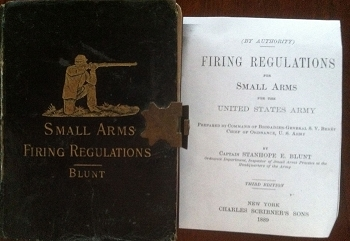 Firing Regulations for Small Arms for the United States Army
