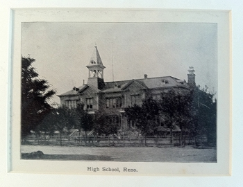 High School, Reno.