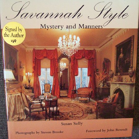 Savannah Style  Mystery and Manners