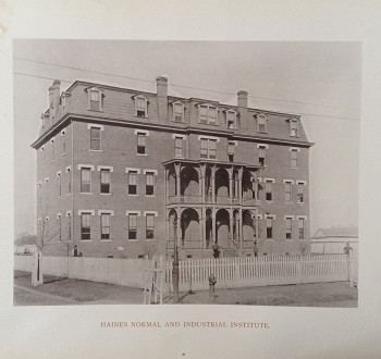 Haines Normal and Industrial Institute.