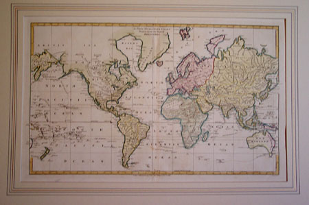 A New Mercator's Chart . .