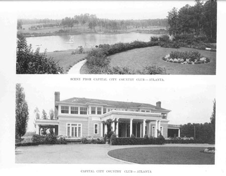 Capital City Country Club-Atlanta